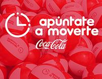 Coca-Cola Apúntate a Moverte - Lanzamiento Colombia