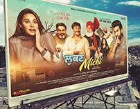 Lukan Michi - Movie Poster (Preet Harpal, Mandy Takhar)