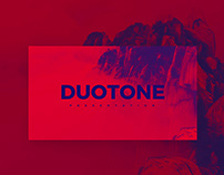DUOTONE | FREE POWERPOINT & KEYNOTE TEMPLATE