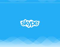 Skype Redesign Idea with Filter Mode