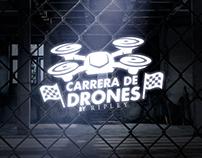 Carrera de Drones Ripley