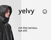 Yelvy - Fashion Website