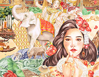 Shiseido x Kingpower 'The Beauty of Thailand'