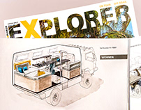 EXPLORER | Illustrations