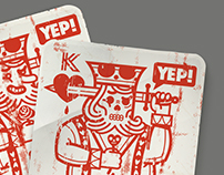 YEP! Playing Cards