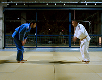Randori, a short film about Judo