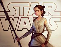 Star Wars VII fan art