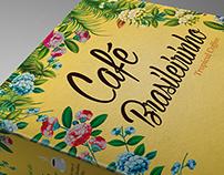 Café Brasileirinho | Packaging