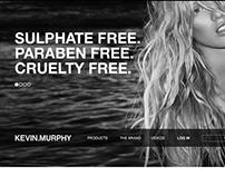 KEVIN.MURPHY Website