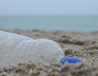 A Plastic Seascape