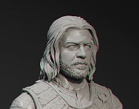 Ned Stark action figure