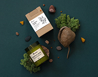 Back to Nature packaging