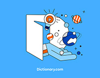 Dictionary.com: A World Beyond Words