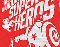 MARVEL - SAISON DES SUPER HÉROS