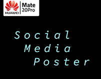 Social Media Poster For Mate 20 Pro - Unofficial .