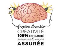 Logo identity for my resume