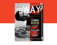 EDITORIAL DESIGN \\ My Way