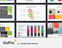 GoPro Google Slide Bundle