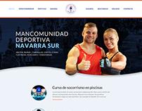 Mancomunidad deportiva  Navarra sur