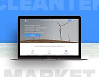 Cleantek Market - Web Design