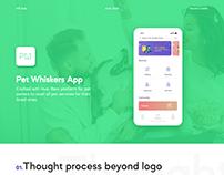 Pet Whiskers App - IOS Presentation