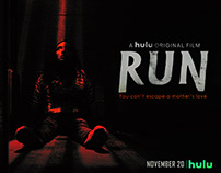RUN Film ( unofficial poster design)