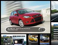 Ford iTV Campaign