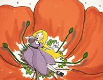 Thumbelina/ illustrations