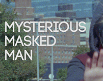 Mysterious Masked Man
