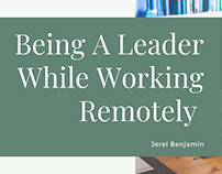 Being a Leader While Working Remotely