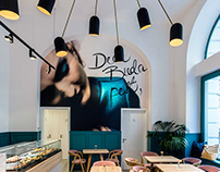 Dear Budapest, image and interior design