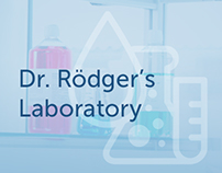 Website & UI/UX for medical laboratory