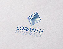 Logo, name card and letter design for