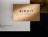 Birgit Lahner —Branding