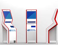 USPS Banking Kiosk Concept