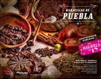 Campaña Maravillas de Puebla