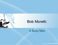 Bob Moretti: Sharing Knowledge