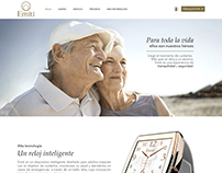 emiti.com.mx front-end homepage development