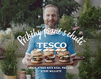 Tesco CEE Food Love Stories TVCs (2018)
