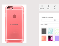 eCommerce Product / iPhone Variations Customizations