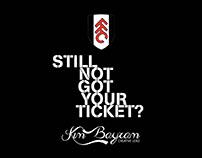 Fulham Football Club Pitch