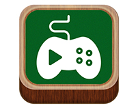 3D Game App icon