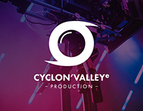 Cyclon'Valleye / Graphic identity