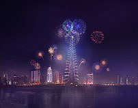 Emmar - Youtube App - Dubai New Year's Eve Gala