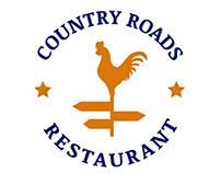 Country Roads Logo Design