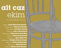 Alt Caz Bar, Poster