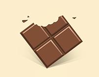 Chocolate animated gif
