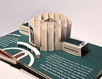 Detroit Nostalgia: A Pop-Up Book of Memories
