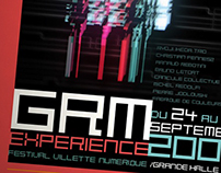GRM Experience