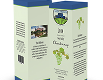 Package Design - Wine boxes and labels
